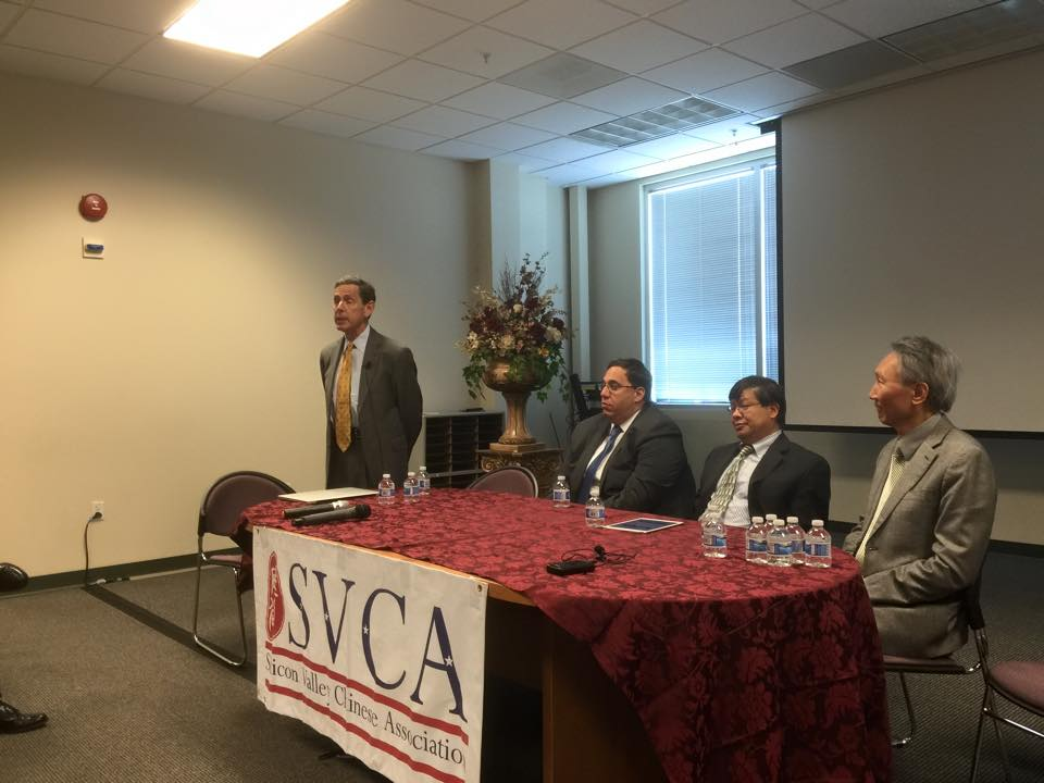 SVCA基金会5/30 Blum教育论坛语音整理1-Ed Blum